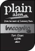 Plain Ales Inncognito