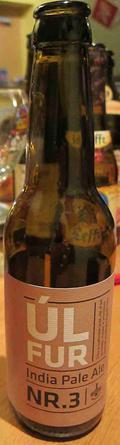 Borg Úlfur India Pale Ale Nr. 3