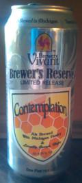 Brewery Vivant Contemplation
