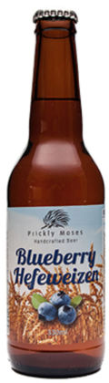 Prickly Moses Blueberry Hefeweizen