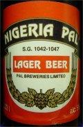 Pal Nigeria Lager