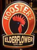 Roosters Elderflower Ale