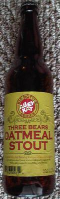Alley Kat Three Bears Oatmeal Stout