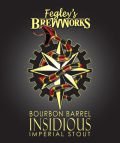 Fegley's Brew Works Insidious - Bourbon Barrel
