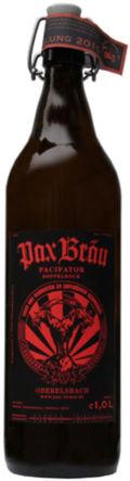 Pax Bräu Pacifator Doppelbock