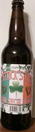 Trafalgar Patrick's Pick Extra Special Bitter