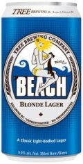 Tree Beach Blonde Lager