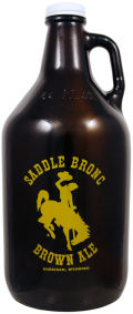 Black Tooth Saddle Bronc Brown