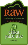 Raw Citra Pale Ale