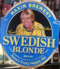 Maxim Swedish Blonde (Cask)