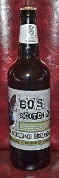 Millys Tavern Bo's Scotch Ale