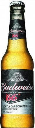 Budweiser Brew No. '66'