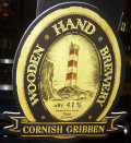 Wooden Hand Cornish Gribben