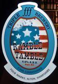 Triple fff Ramble Tamble