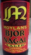Moylans Bjor Nagal Lager