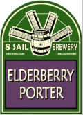 8 Sail Elderberry Porter