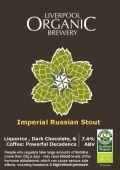 Liverpool Organic Imperial Russian Stout