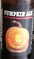Thirsty Dog Pumpkin Ale