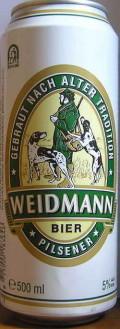 Weidmann Bier