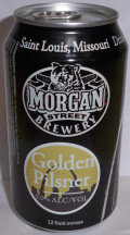 Morgan Street Golden Pilsner