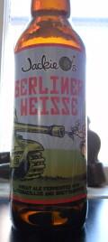 Jackie O's Berliner Weisse