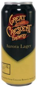 Great Crescent Aurora Lager