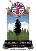 7 Seas Cascadian Dark Ale