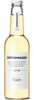 Carlsberg Copen*hagen 56°N