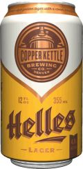 Copper Kettle Helles Lager