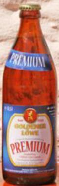 Goldener Löwe Vollbier Premium (Först)