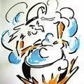 Hornbeer Smoked Dubbel