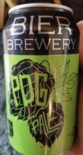 Bier Brewery PDG Pale