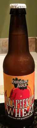 Odd Side Ales Grapefruit Wheat