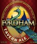 Fordham Tavern Ale