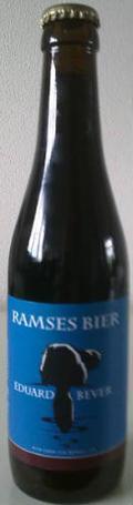 Ramses Bier Eduard Bever