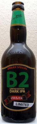 Ørbæk B2 Dark IPA Limited Edition