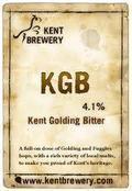 Kent KGB (Kent Golding Bitter)