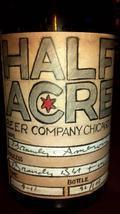 Half Acre Brandy Barrel Aged Ambrosia