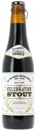 Porterhouse Celebration Stout (2010-)