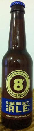 Eight Degrees Howling Gale Ale