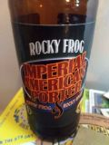 Hoppin' Frog / Rocky River Rocky Frog Imperial American Porter