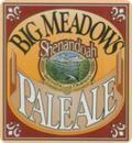 Shenandoah Big Meadows Pale Ale