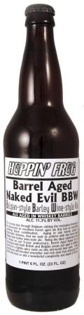 Hoppin' Frog Barrel Aged Naked Evil BBW