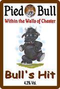 Pied Bull Bull's Hit