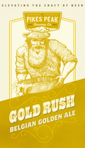 Pikes Peak Gold Rush Belgian Golden Ale