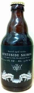Stillwater Barrel Aged Series - Stateside Saison