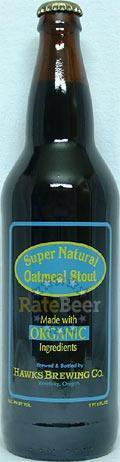 Hawks Super Natural Oatmeal Stout