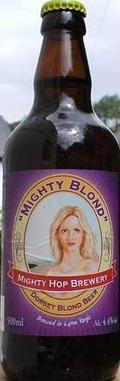 Mighty Hop Mighty Blond