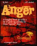 Greenbush Anger Black IPA