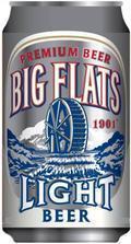 Big Flats 1901 Light Beer